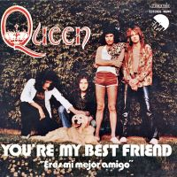 Cover Queen - You're My Best Friend