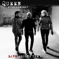 Cover Queen + Adam Lambert - Live Around The World