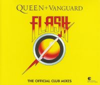 Cover Queen + Vanguard - Flash