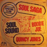 Cover Quincy Jones - Boogie Joe, The Grinder