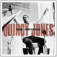 Cover Quincy Jones - Gems From The Mercury Years 1959-1962