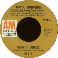 Cover Quincy Jones - Maybe Tomorrow