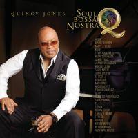 Cover Quincy Jones - Soul Bossa Nostra - Q