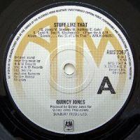 Cover Quincy Jones - Stuff Like That