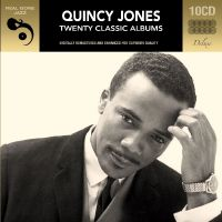 Cover Quincy Jones - Twenty Classic Albums