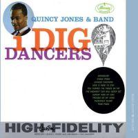 Cover Quincy Jones & Band - I Dig Dancers