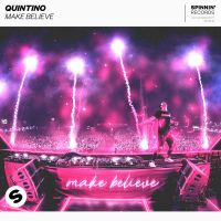 Cover Quintino - Make Believe