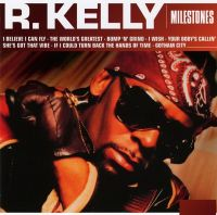 Cover R. Kelly - Milestones