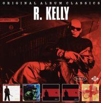 Cover R. Kelly - Original Album Classics