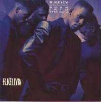 Cover R. Kelly & Public Announcement - Born Into The 90's