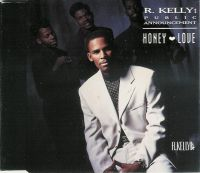 Cover R. Kelly & Public Announcement - Honey Love