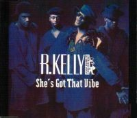 Cover R. Kelly & Public Announcement - She's Got That Vibe