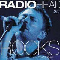 Cover Radiohead - Rocks Germany 2001