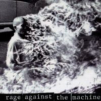 Cover Rage Against The Machine - Rage Against The Machine
