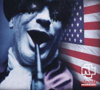 Cover Rammstein - Amerika