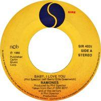 Cover Ramones - Baby I Love You