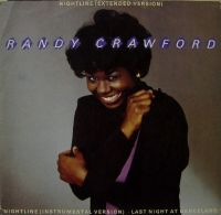 Cover Randy Crawford - Nightline