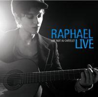 Cover Raphaël - Une nuit au Châtelet - Live