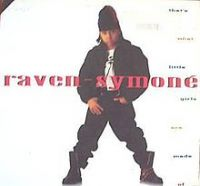 Cover Raven-Symoné feat. Missy Elliott - That's What Little Girls Are Made Of