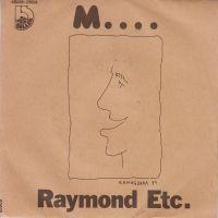 Cover Raymond Etc. - Merde