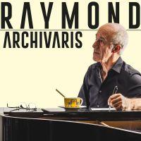 Cover Raymond van het Groenewoud - Archivaris