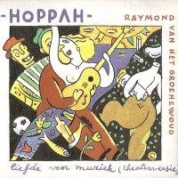 Cover Raymond van het Groenewoud - Hoppah!