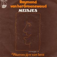 Cover Raymond van het Groenewoud - Meisjes