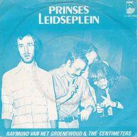 Cover Raymond van het Groenewoud & The Centimeters - Prinses