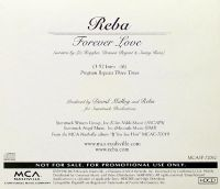 Cover Reba McEntire - Forever Love