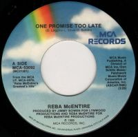 Cover Reba McEntire - One Promise Too Late