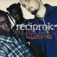 Cover Reciprok - Balance-toi