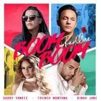Cover RedOne / Daddy Yankee - French Montana - Dinah Jane - Boom Boom