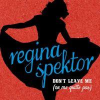 Cover Regina Spektor - Don't Leave Me (Ne me quitte pas)