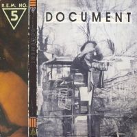 Cover R.E.M. - Document