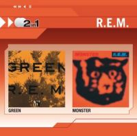 Cover R.E.M. - Green + Monster