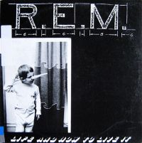 Cover R.E.M. - Life And How To Live It