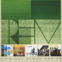 Cover R.E.M. - Original Album Series