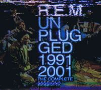 Cover R.E.M. - Unplugged 1991 2001 - The Complete Sessions