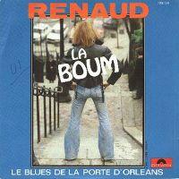Cover Renaud - La boum