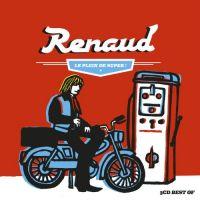 Cover Renaud - Le plein de super! 3CD Best Of