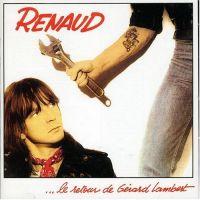 Cover Renaud - ...le retour de Gérard Lambert