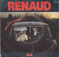 Cover Renaud - Ma gonzesse