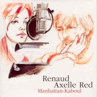 Cover Renaud & Axelle Red - Manhattan-Kaboul