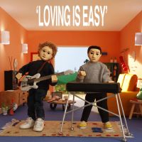 Cover Rex Orange County feat. Benny Sings - Loving Is Easy
