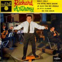 Cover Richard Anthony - Itsy bitsy, petit bikini