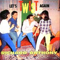 Cover Richard Anthony - Let's Twist Again