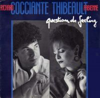 Cover Richard Cocciante & Fabienne Thibeault - Question de feeling
