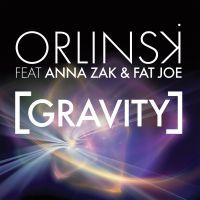 Cover Richard Orlinski feat. Anna Zak & Fat Joe - Gravity