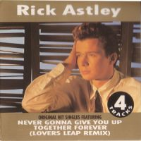 Cover Rick Astley - Never Gonna Give You Up