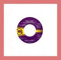 Cover Rick James - Big Time
